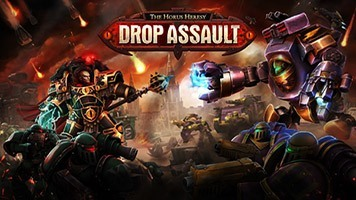The Horus Heresy Drop Assault Cheats