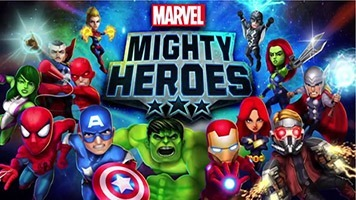 Marvel Mighty Heroes Cheats & Cheats
