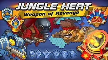 Jungle Heat Weapon of Revenge Cheats & Cheats