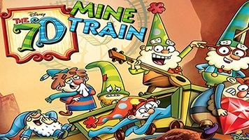 The 7D Mine Train Cheats & Cheats