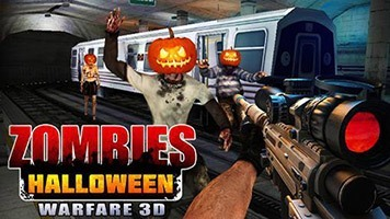 Zombies Halloween Warfare 3D Cheats & Cheats