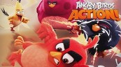 Angry Birds Action Cheats